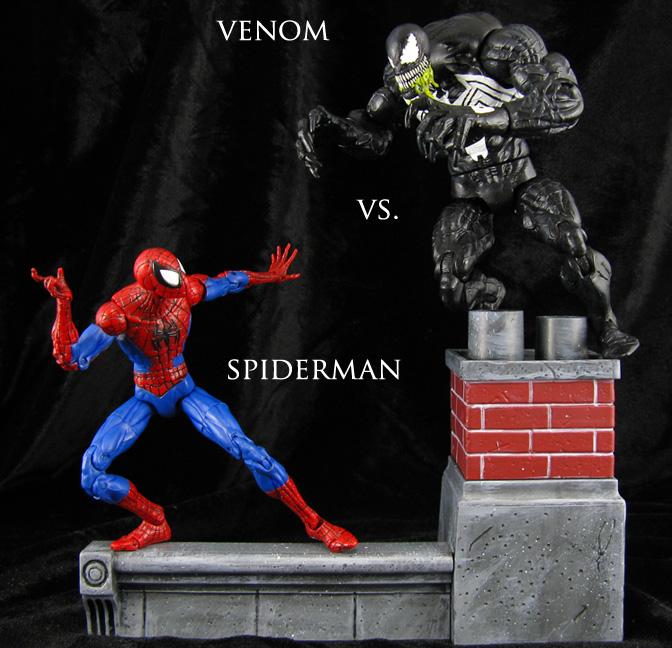 Custom Spiderman
