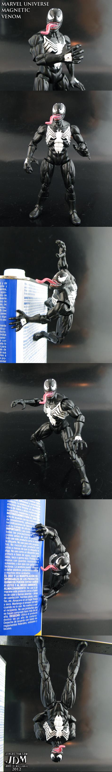 Venom Spiderman Action Figure