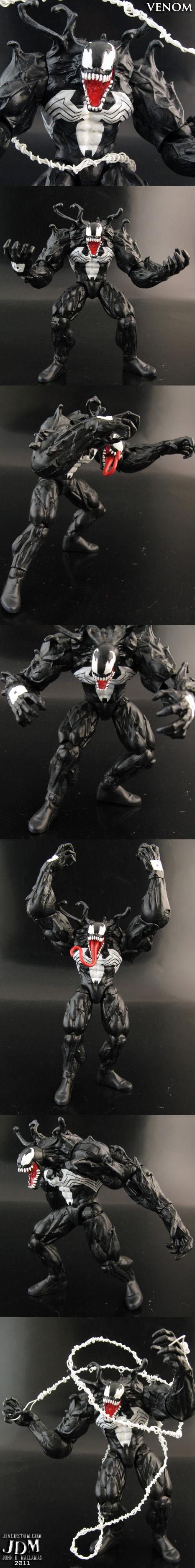 Marvel Universe Venom