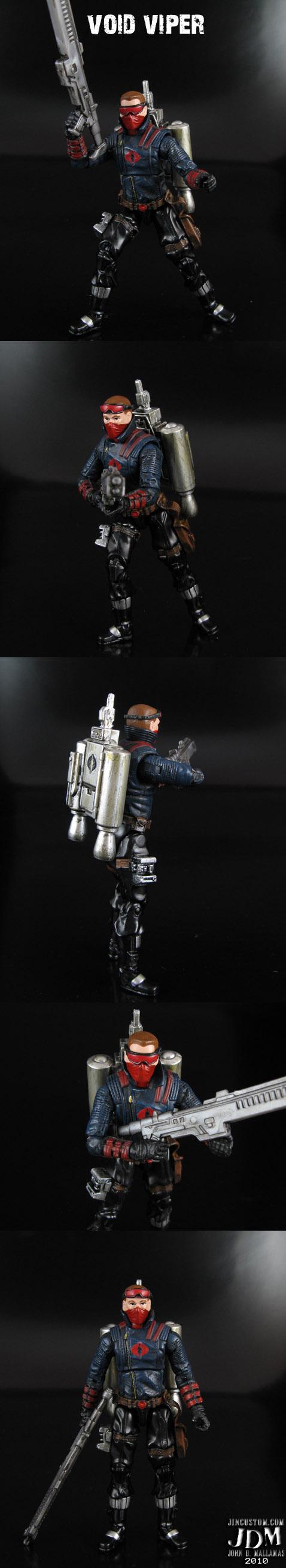 GI Joe Custom Figure