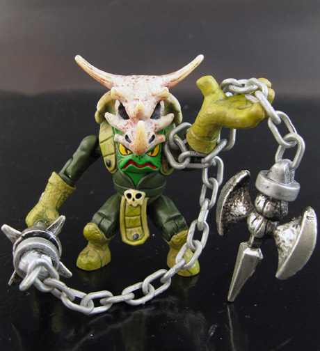 Articulated Skylanders