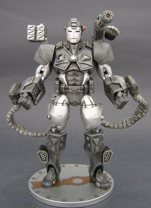 Custom War Machine Figure