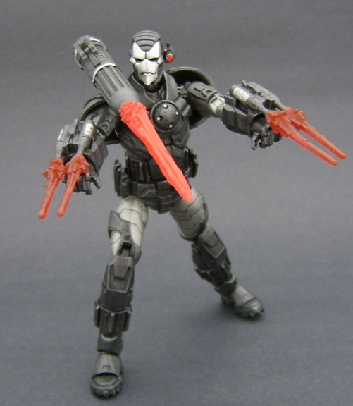 Custom War Machine Figure