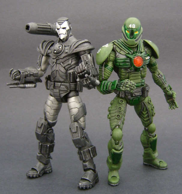 Custom War Machine