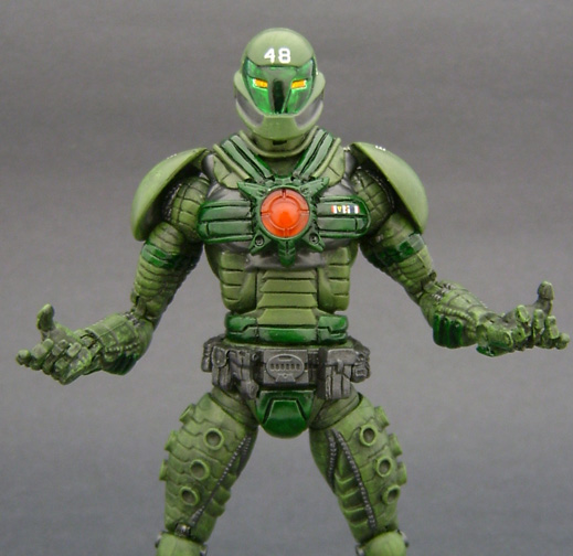 Custom Guardsman