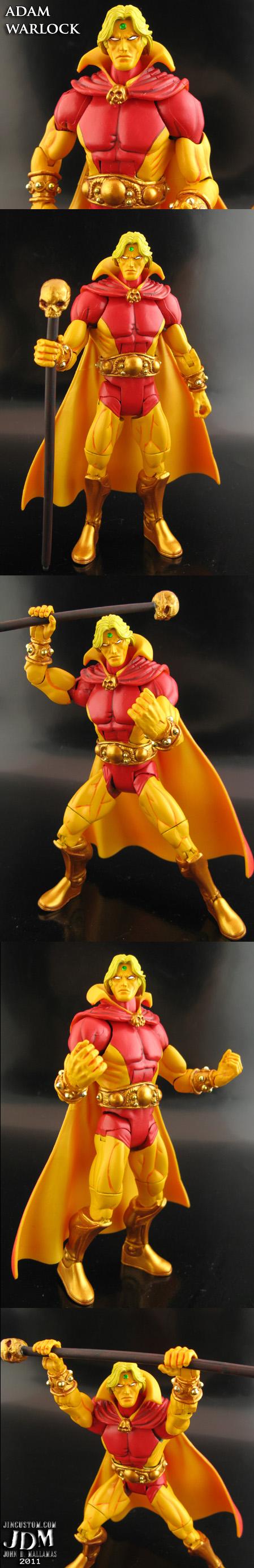 Custom Adam Warlock