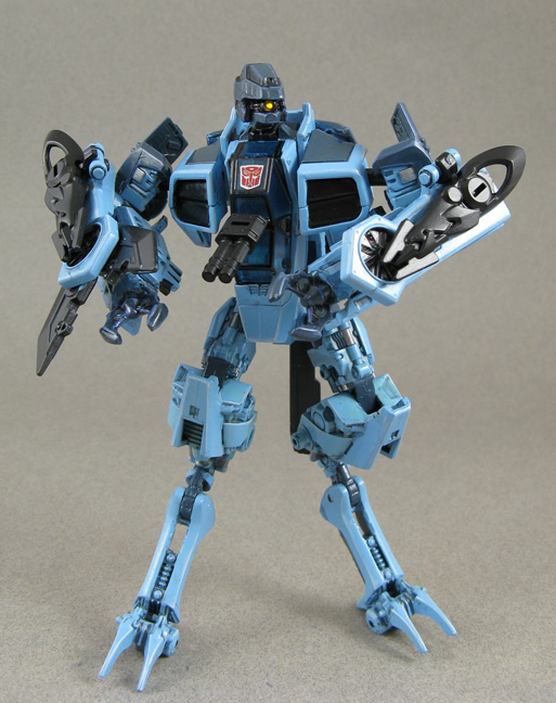 Whirl action figure