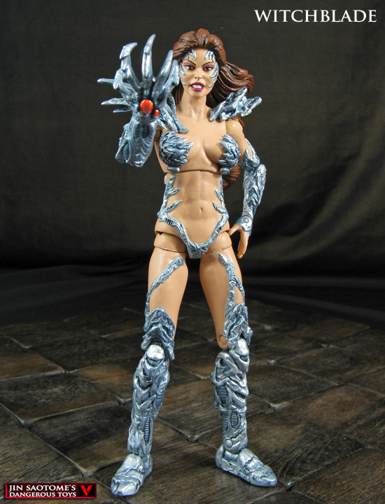 Witchblade Figure