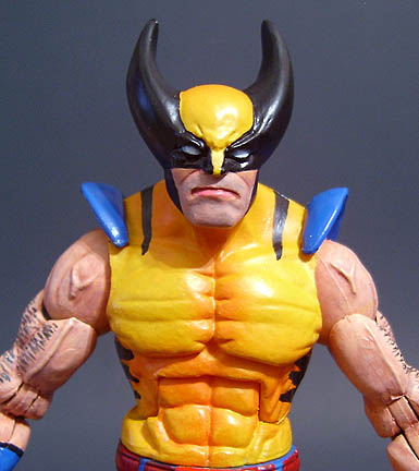 Custom Wolverine Figure
