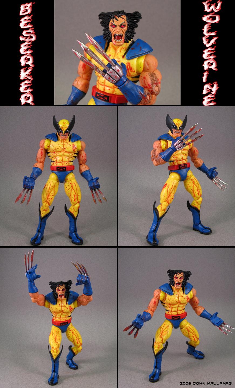 Beserker Wolverine