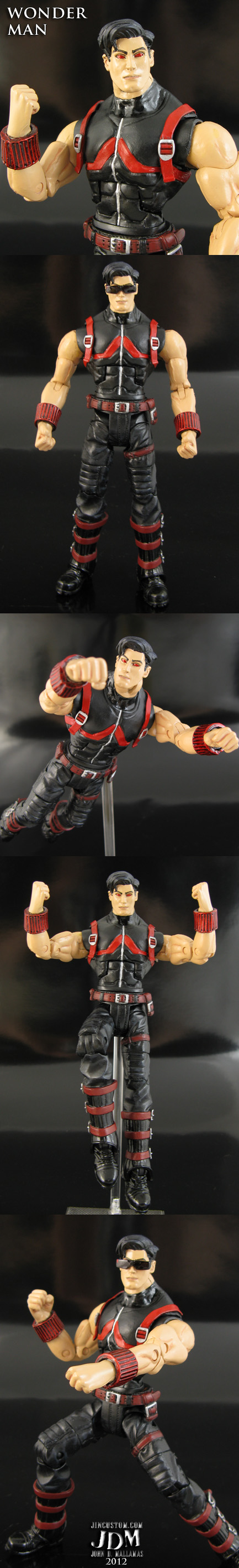 Wonder Man Marvel Legends