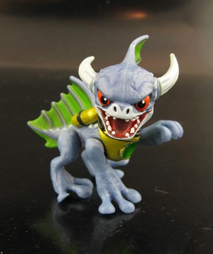 Custom Zap Dragon