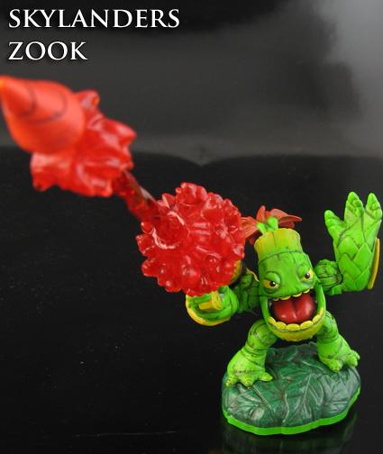 Skylanders Zook