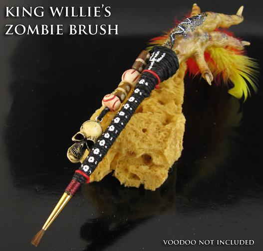 Voodoo brush