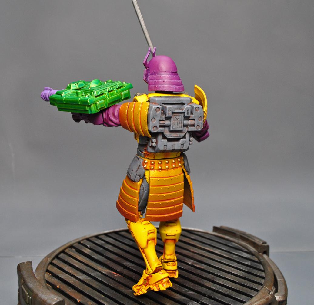 Custom Transformers Bludgeon