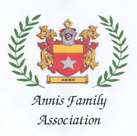 Official Annis Family Association Marque