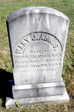 Mary J. Annis