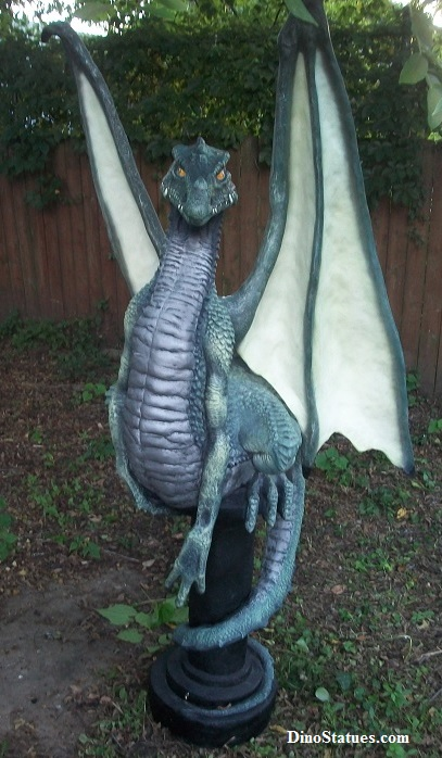 Outdoor Dragon Statue Dragon Statue 7ft Tall