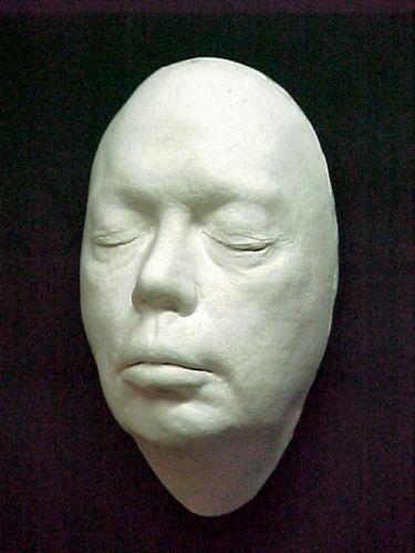 Celebrity Life casts / Life masks / Death masks