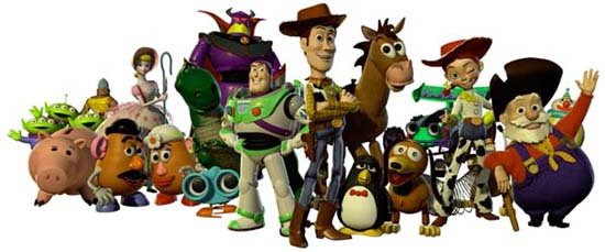 Toy Story 2 Characters | Www.pixshark.com - Images Galleries With A Bite!