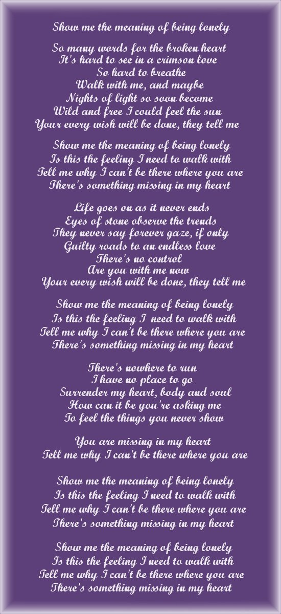 Lyrics to in my place by coldplay