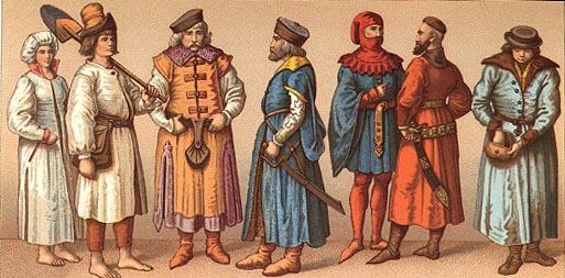 The Courtly Lives of Polish Kings, Nobles    -Polish Costumes