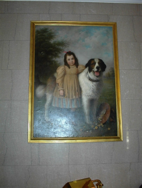 Eloise Oil Painting