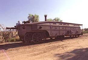 wild wild west movie train