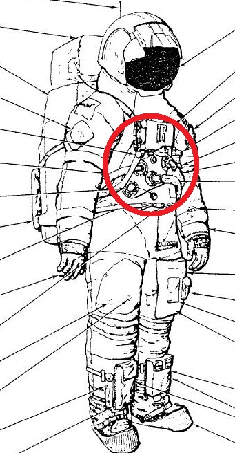 Astronaut Oxygen Tank (page 2) - Pics about space