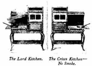 The Lard Kitchen and The Crisco Kitchen