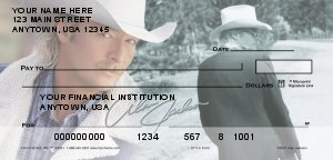 Alan Jackson personal checks
