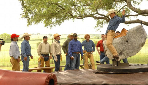 Ty Murray's Celebrity Bull Riding Challenge - Reality TV World