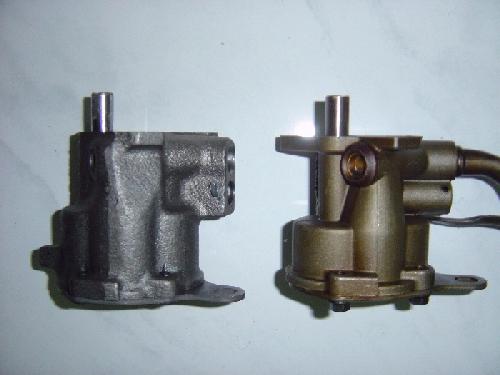 Melling M167HVS Oil Pump High Volume