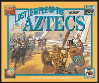 The Lost Temple of the Aztecs by Shelley Tanaka
