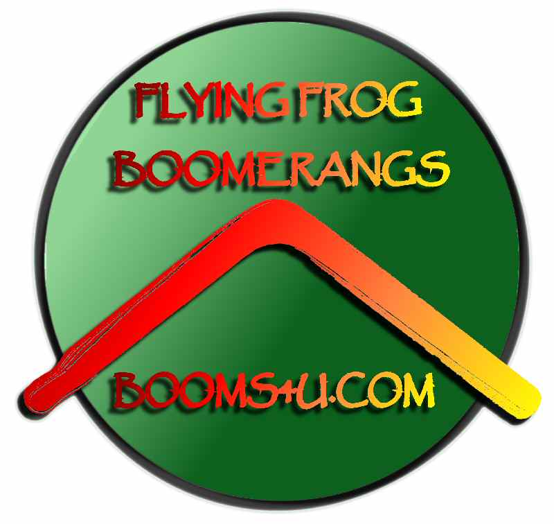 Enter the Universe of Boomerangs.