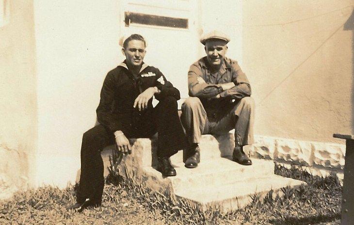 Paul Ryle Seabees Guam