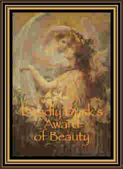 Deadly Dusk's Beauty Award