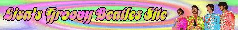 Lisa's Beatle Banner