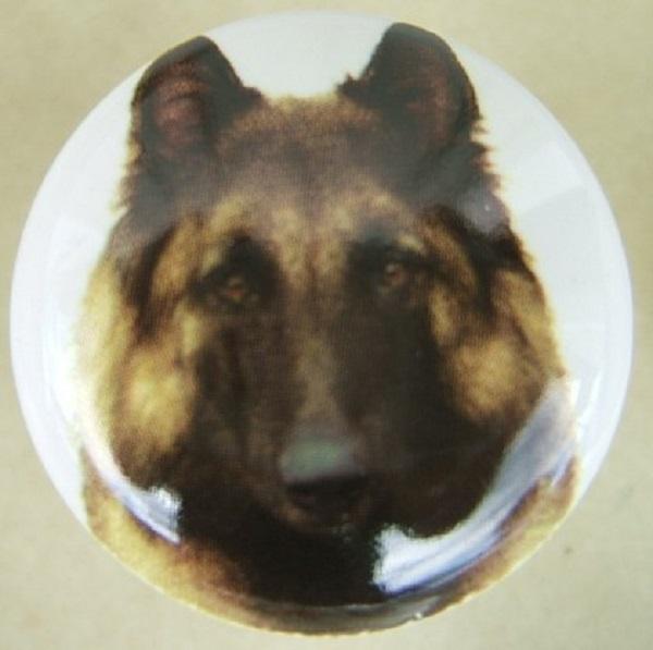 ... Cabinet Knobs Malinouis Malinwa German Shpherd Dog