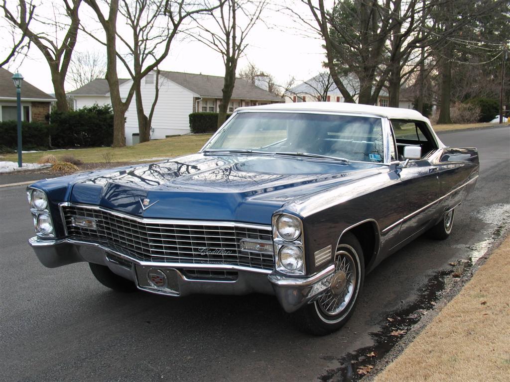 1967 Cadillacs