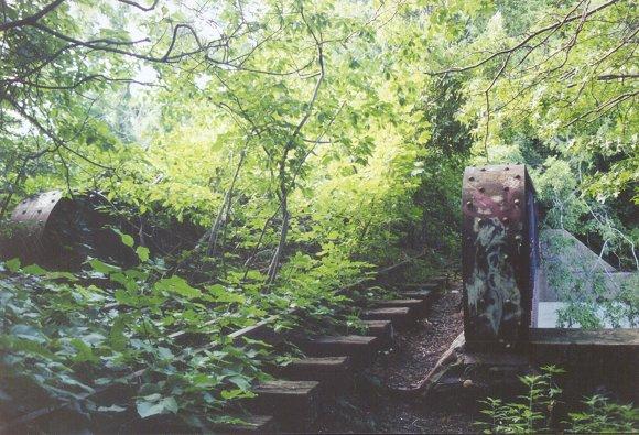 Dead Tracks Abandoned Railway Long Island Railroad Rockaway Line