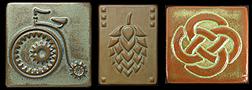 Shapes, Symbols & Celtic Knots Tiles