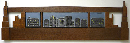Cityscape Buildings Tile Set