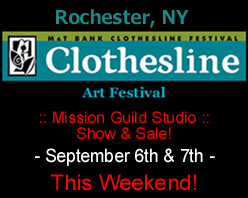 Click Here For Clothesline Memorial Art Gallery Festival Details
