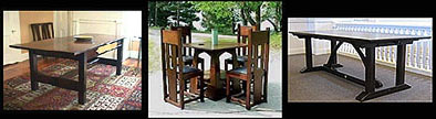 Click Here for Orderable Dining Room Tables & Chairs
