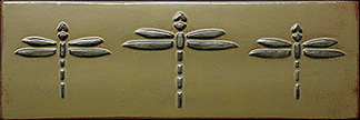 Dragonfly Trio Tile