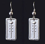 Arts & Crafts Mackintosh Forest Earrings