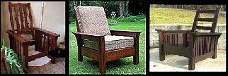 Click Here for Orderable Morris Chairs