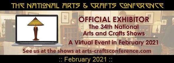 The Virtual National Arts & Crafts Conference Grove Park Inn Asheville North Carolina