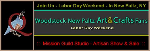New Paltz Woodstock Arts & Crafts Fair Quail Hollow Events